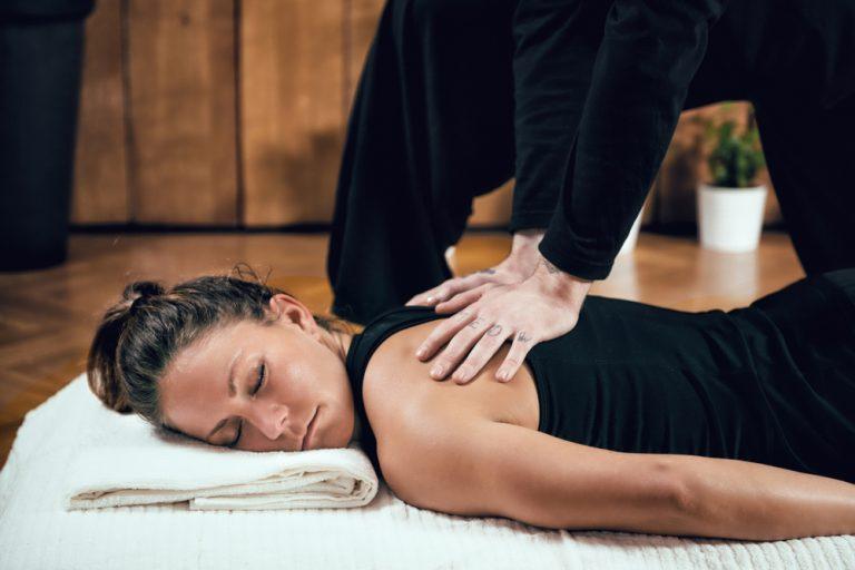 Práctica terapéuteca - Yuki España